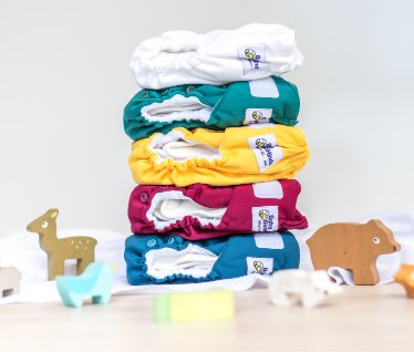 Baby Beehinds Magic-All All-in-2 Nappy PACKAGES