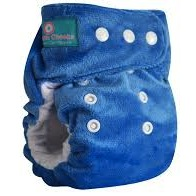 BumCheeks One Size Minky Nappies CLEARANCE