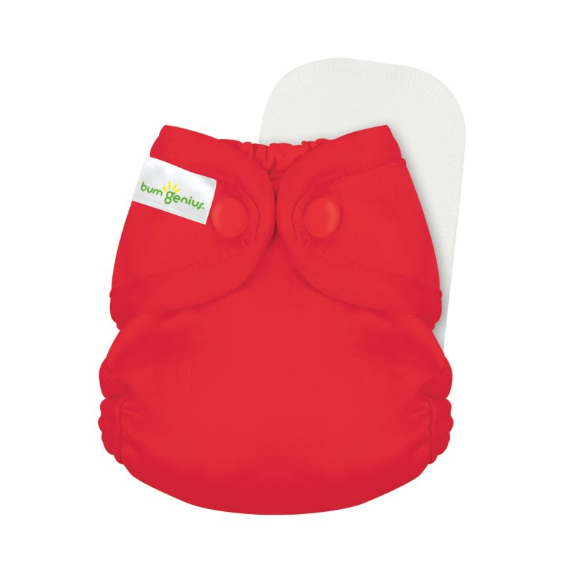 BumGenius Littles 2.0 Newborn Nappies