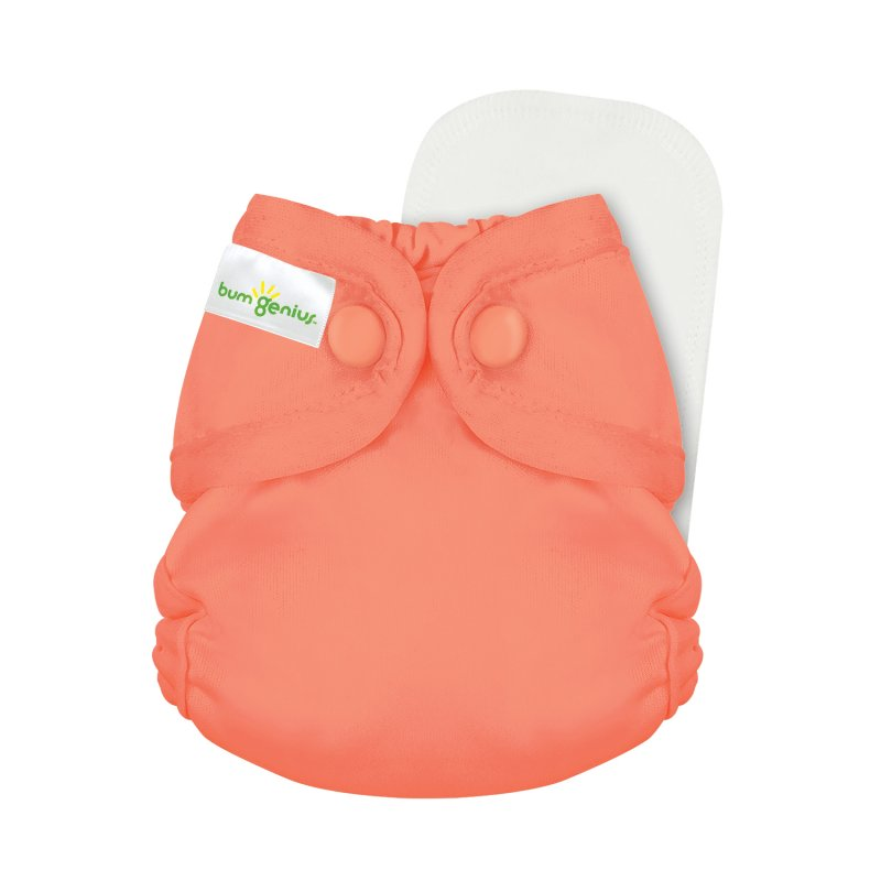 BumGenius Littles 2.0 Newborn Nappy PACKAGES