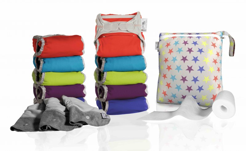 Close Pop-In New Gen V2 Bamboo Nappy PACKAGES
