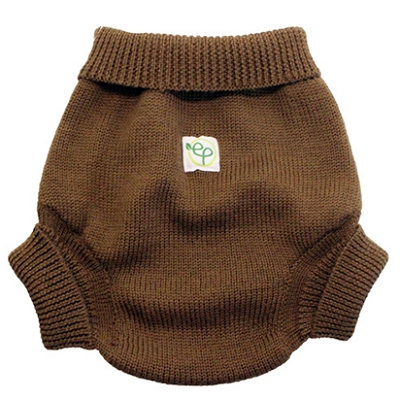 EcoPosh Wool Cloth Nappy Cover