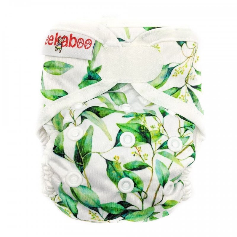 Peekaboo (Pikapu) One Size All-in-2 Cloth Nappy