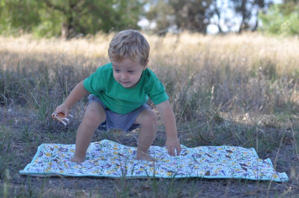 Seedling Baby Home+Go Mat