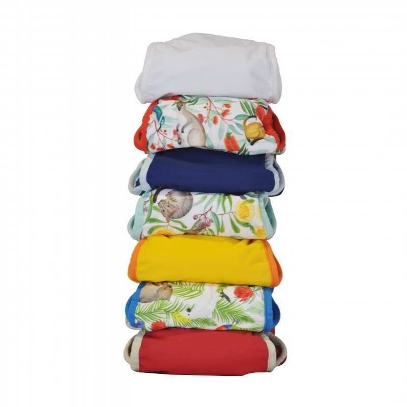 Seedling Baby Multifit Nappy PACKAGE