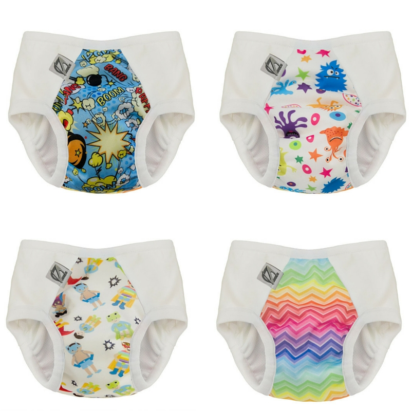 Super Undies Pull On Potty Training Pants 2.0 6 PACK