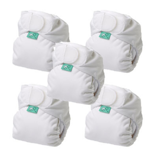 Tots Bots TeenyFit v4 Newborn Nappy PACKAGES