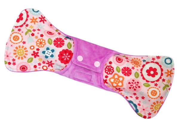Twinkle Lily Cloth Menstrual Pads - Extra Large/Postpartum
