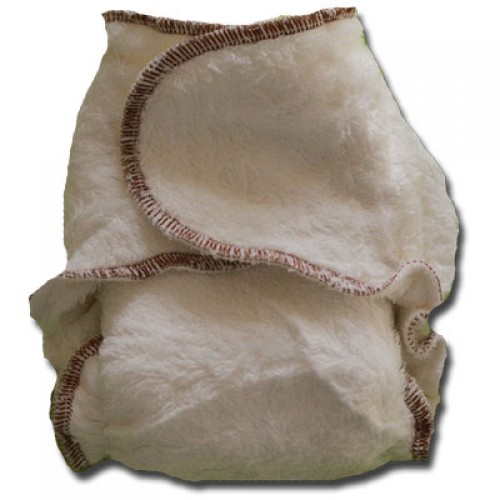 Bubblebubs BamBam Newborn Fitted Nappy